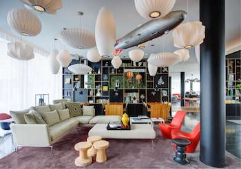 Hotel - citizenM Paris Charles de Gaulle