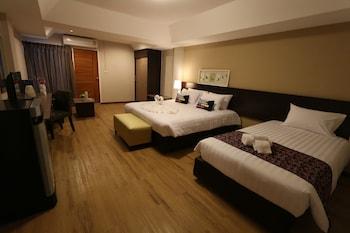 ゴールデンジェイドスワンナプームホテル