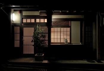 OYADO KIYOMIZU SHICHIFUKU Property Entrance