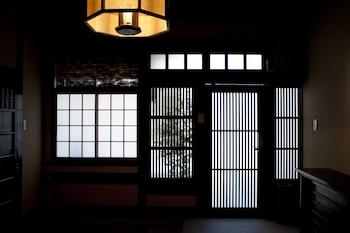 OYADO KIYOMIZU SHICHIFUKU Interior Entrance