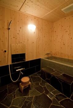 OYADO KIYOMIZU SHICHIFUKU Bathroom