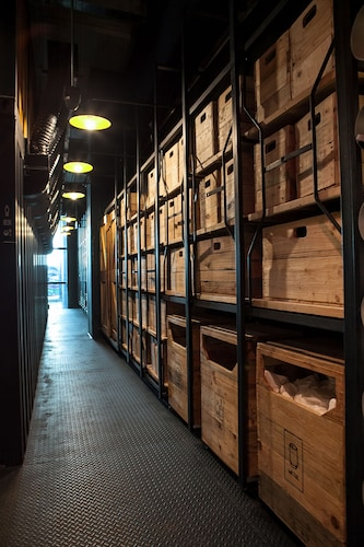 Capsule By Container Hotel, Kuala Lumpur