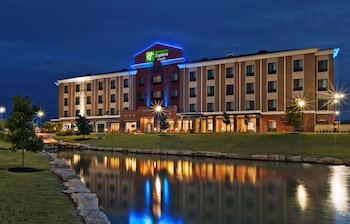 Hotel - Holiday Inn Express & Suites Glenpool-Tulsa South