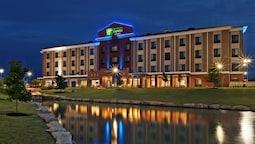 Holiday Inn Express & Suites Glenpool-Tulsa South, an IHG Hotel