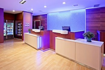 Hotel - Fairfield Inn & Suites by Marriott St. Paul Northeast