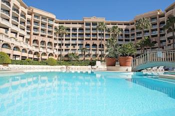 Hotel - Résidence La Palme d'Azur Cannes Verrerie