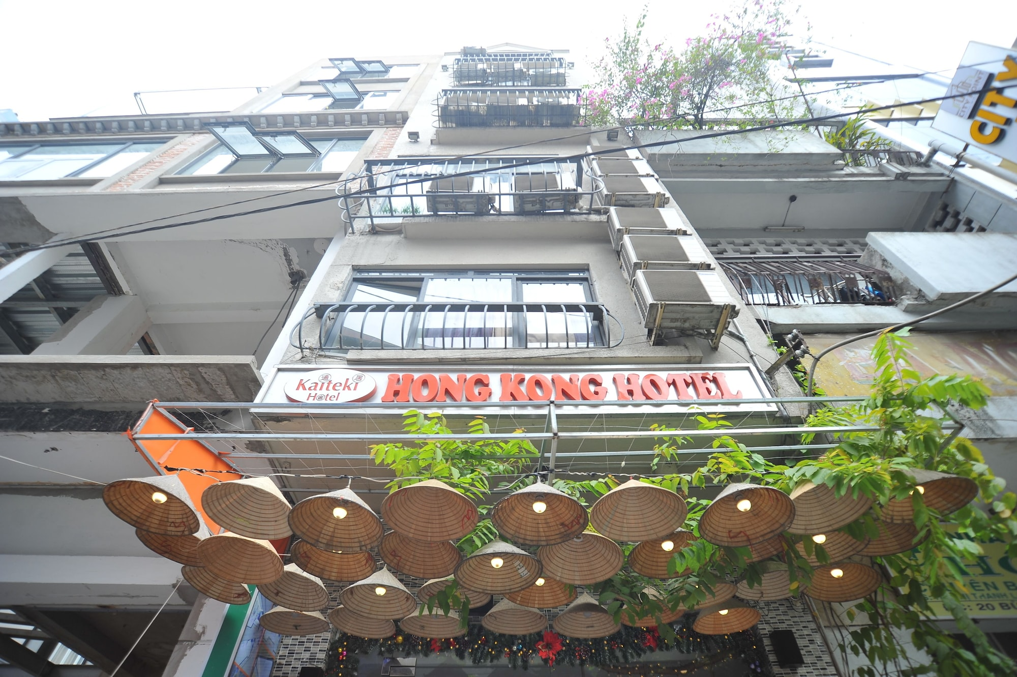 Hong Kong Kaiteki Hotel, Quận 1