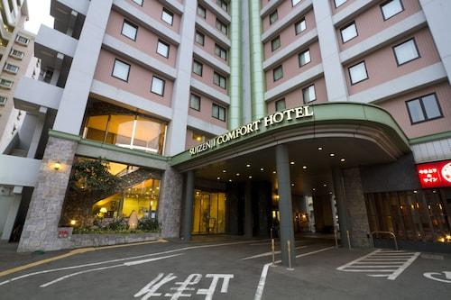 Suizenji Comfort Hotel, Kumamoto