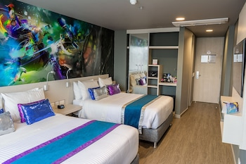 Family Room, 2 Double Beds