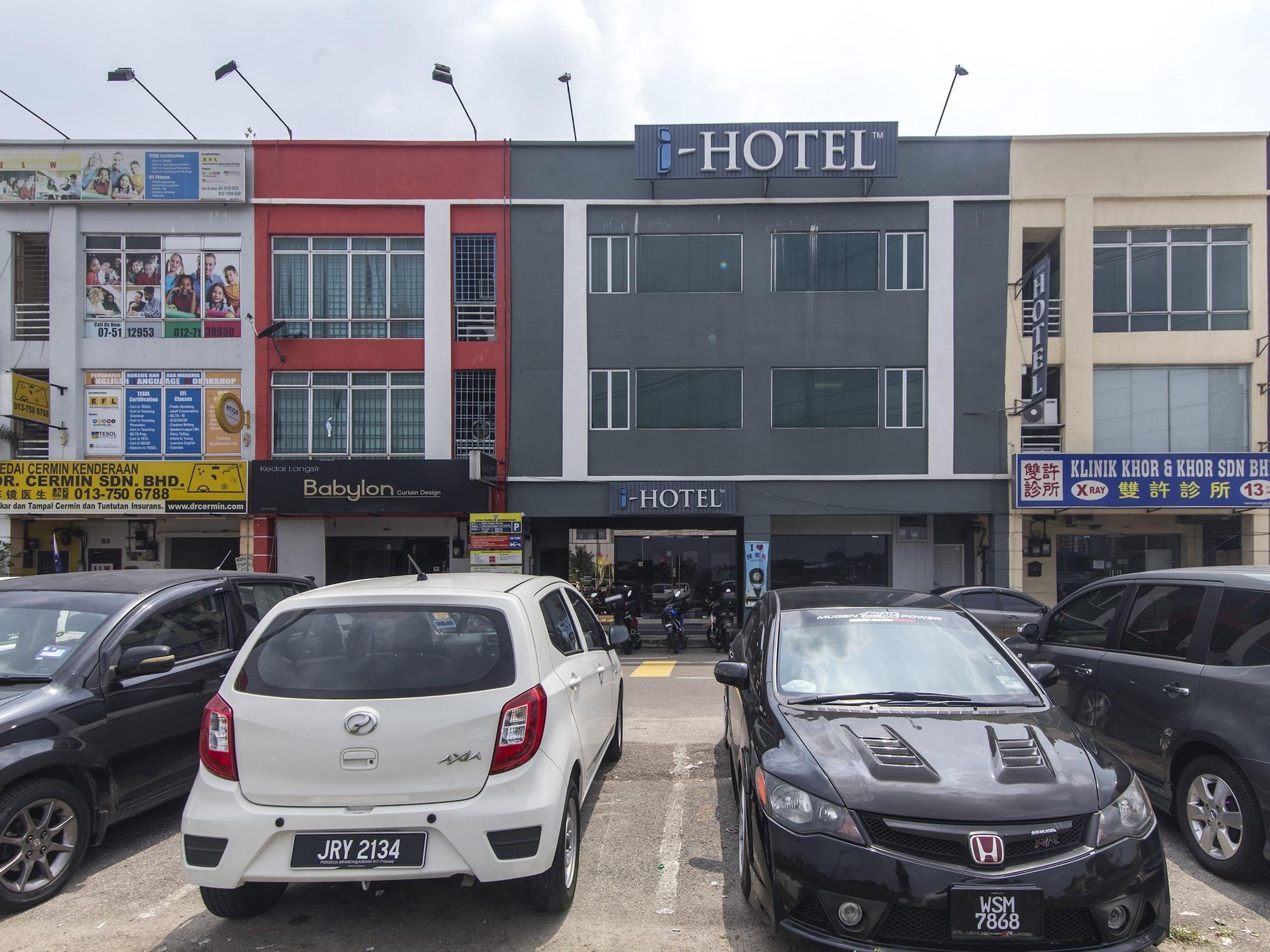 i-Hotel @ Johor Bharu, Johor Bahru