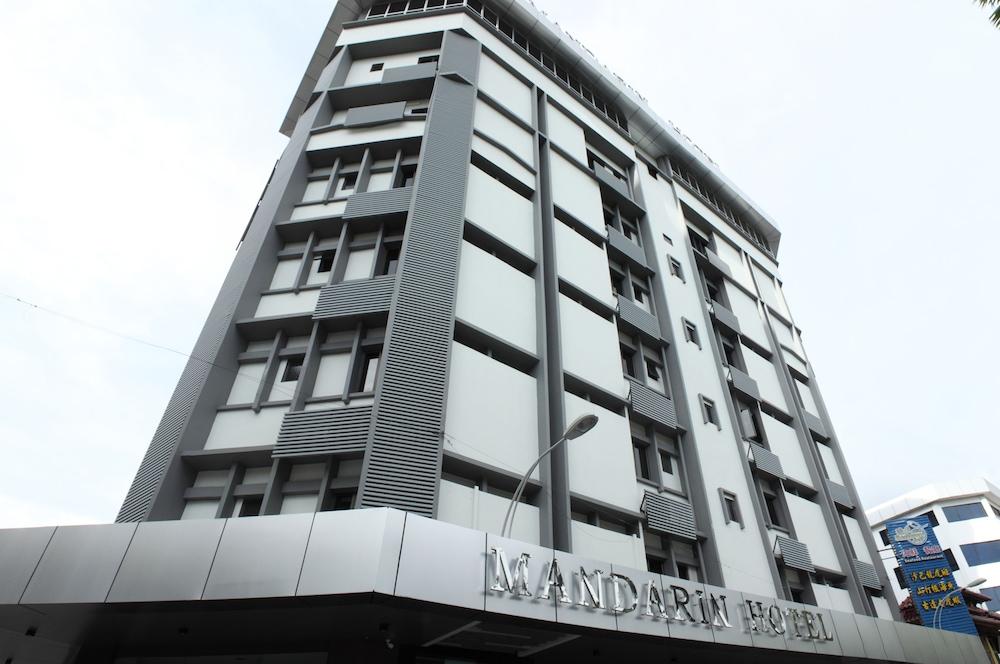 マンダリン ホテル