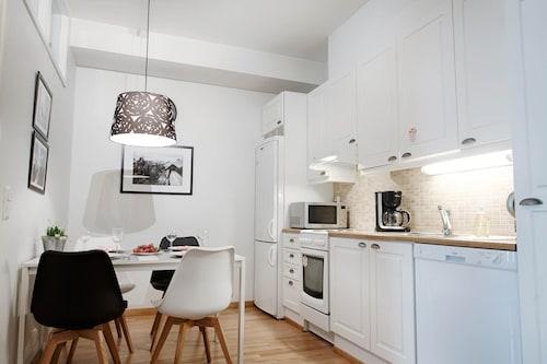 . Forenom Serviced Apartments Helsinki Albertinkatu