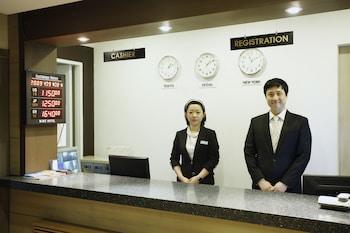 M.ビズ ホテル