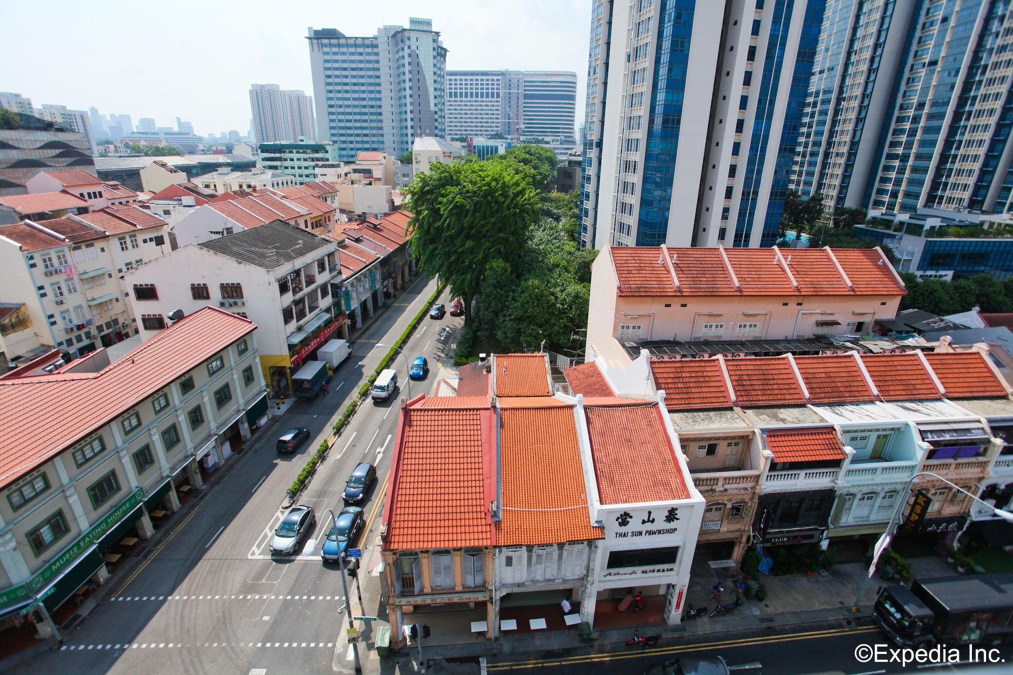 Aqueen Hotel Jalan Besar, Rochor