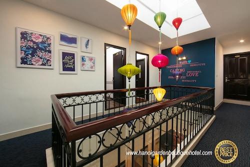 Hanoi Garden Boutique Hotel & Spa, Hoàn Kiếm