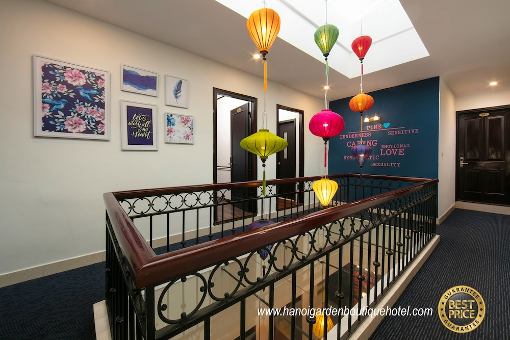 Hanoi Garden Boutique Hotel & Spa