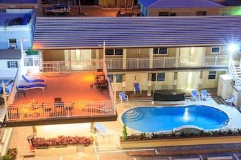 加勒比海渡假套房