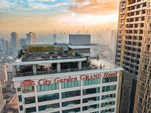 . City Garden GRAND Hotel