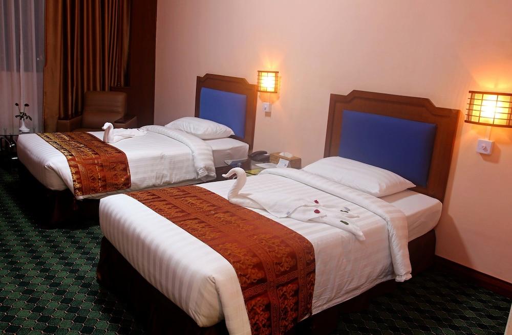 Asia Plaza Hotel, Yangon-W