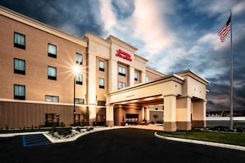 托萊多韋斯特蓋特歡朋套房飯店 Hampton Inn & Suites Toledo/Westgate