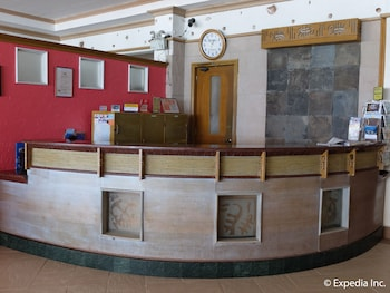 Willy's Beach Hotel Boracay Reception
