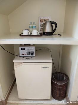 Willy's Beach Hotel Boracay Mini-Refrigerator