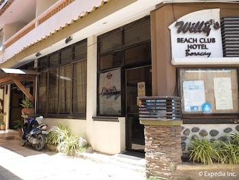 Willy's Beach Hotel Boracay Exterior