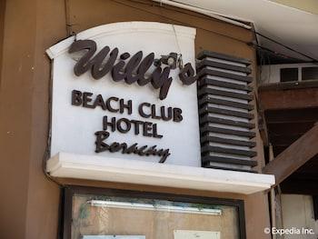 Willy's Beach Hotel Boracay Interior Detail