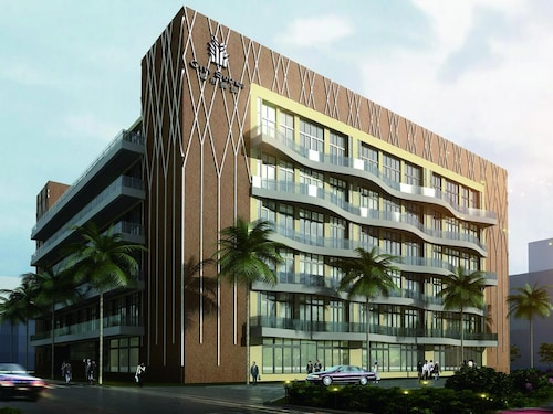 City Suites - Kaohsiung Chenai, Kaohsiung