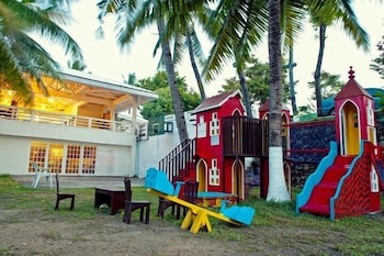 Danao Coco Palms Resort Cebu Childrens Play Area - Outdoor