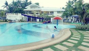 Danao Coco Palms Resort Cebu Outdoor Pool