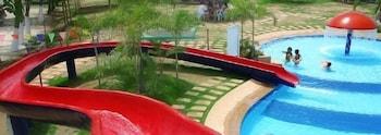 Danao Coco Palms Resort Cebu Waterslide