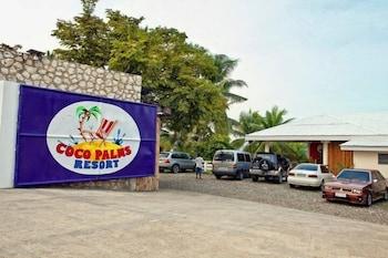 Danao Coco Palms Resort Cebu Parking