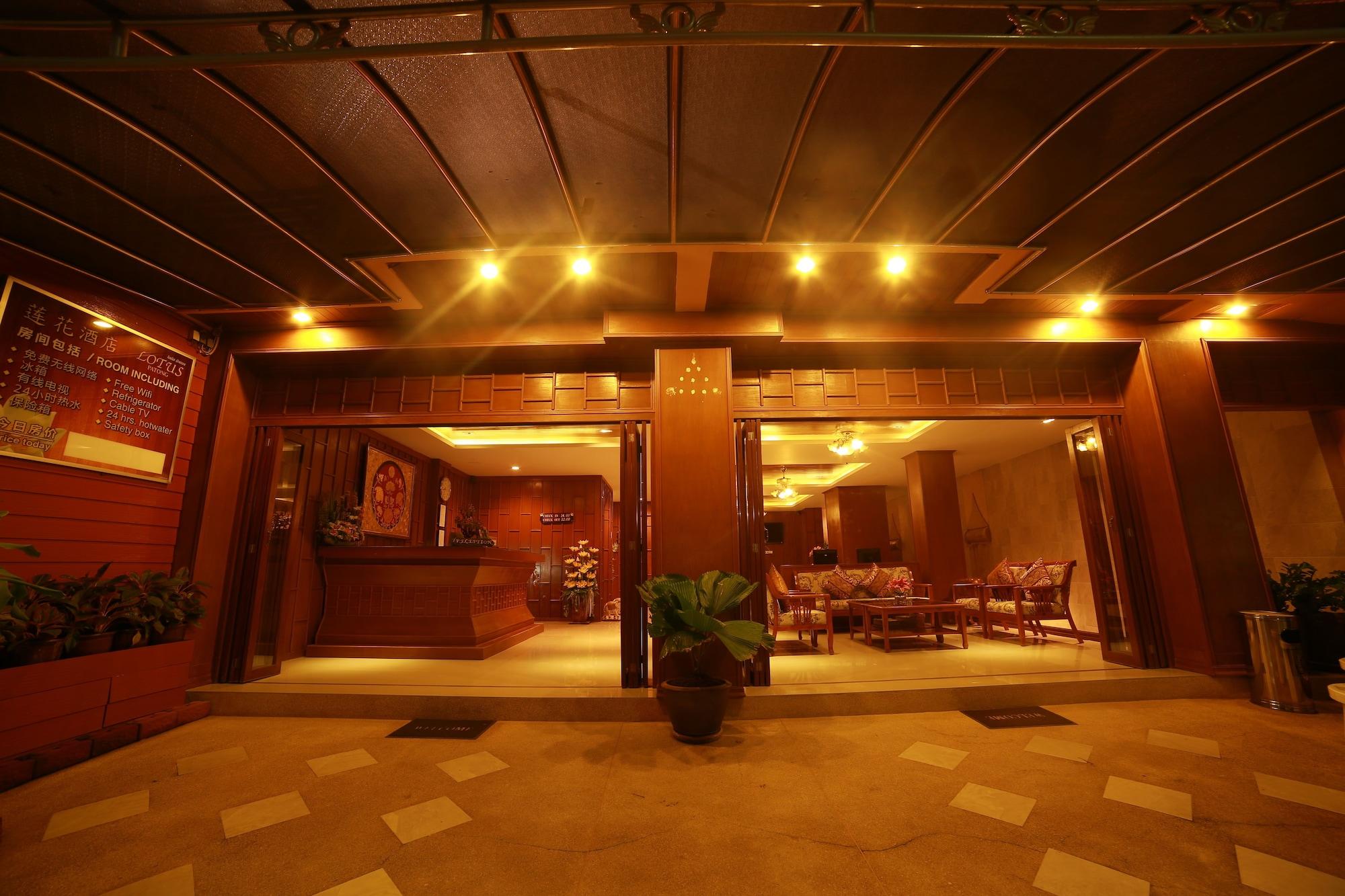 Lotus Hotel Patong, Pulau Phuket