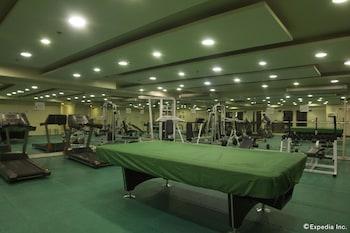Regency Grand Suites Manila Fitness Facility