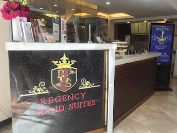 Regency Grand Suites Manila Reception
