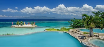 Panglao Island Nature Resort & Spa Infinity Pool