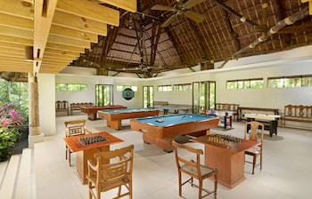 Panglao Island Nature Resort & Spa Game Room