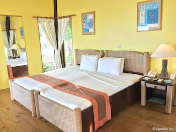 Panglao Island Nature Resort & Spa Guestroom