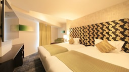 Deluxe Oda, Sigara İçilmez (2 Double Beds,extra Bed For 5th Adult)