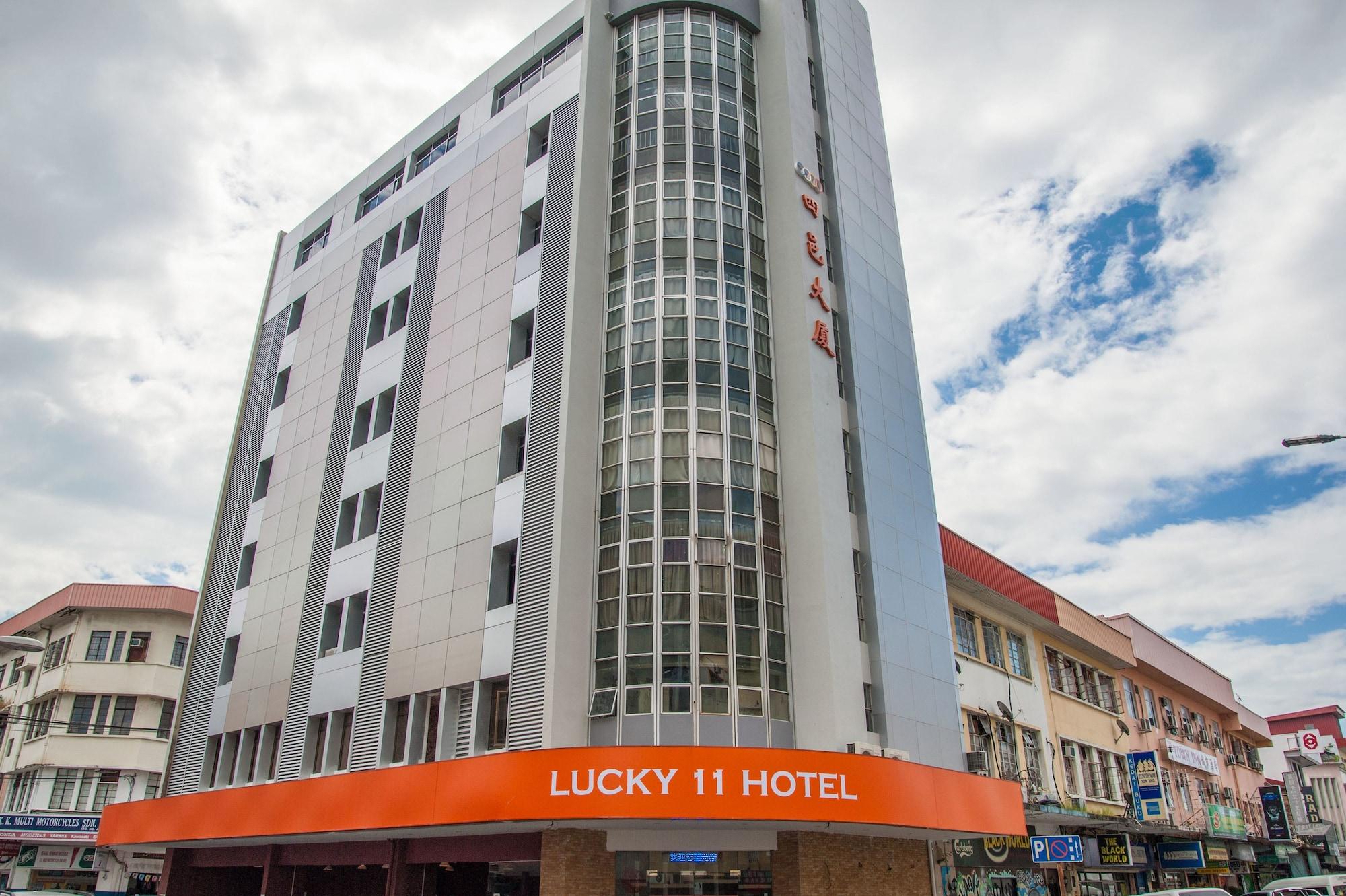Lucky 11 Hotel, Kota Kinabalu