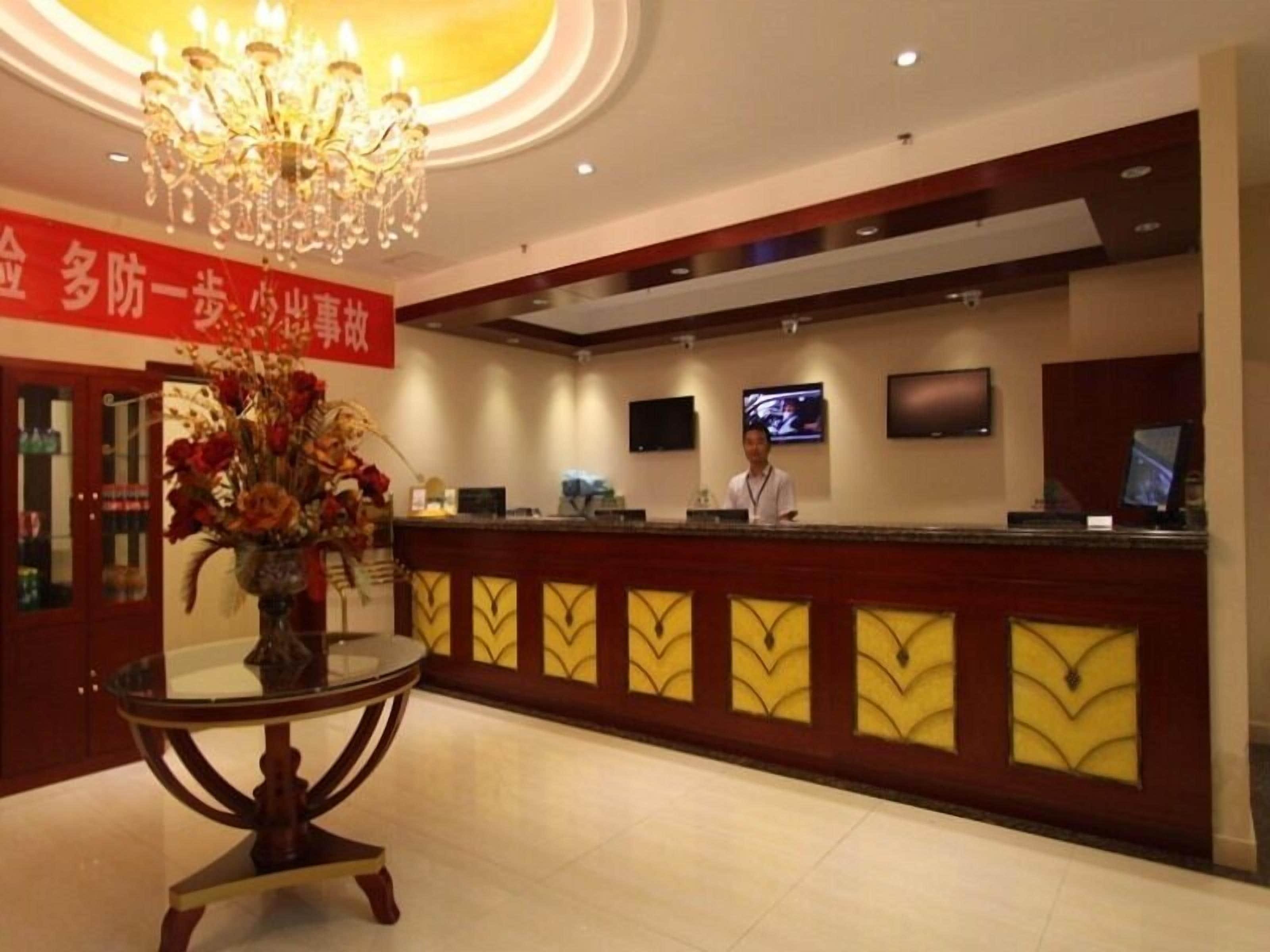 Greentree Inn Beijing East Yizhuang District Second Kechuang Street Express Hotel