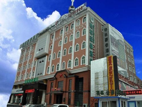 GreenTree Inn TaiYuan Jiancaoping District XingHua Street Hotel, Taiyuan