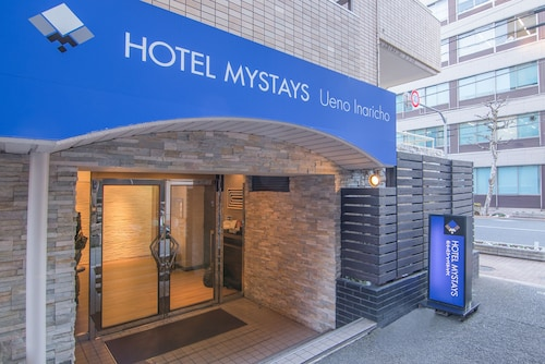 . Hotel MyStays Ueno Inaricho