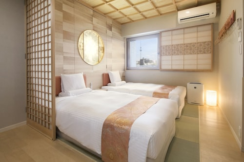 Hotel MyStays Asakusa-bashi, Chiyoda