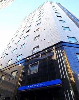 HOTEL MYSTAYS KAMATA Building design