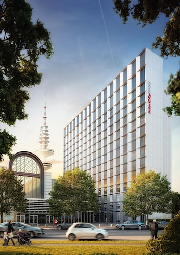 . IntercityHotel Hamburg Dammtor-Messe