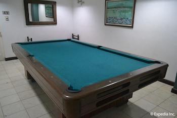 Tagaytay Country Hotel Billiards