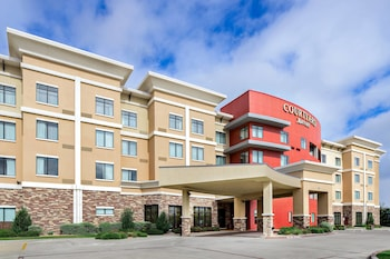 Hotel - Courtyard by Marriott Lubbock Downtown/University Area