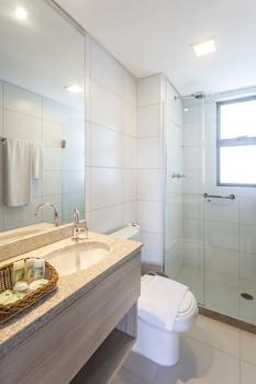 Bristol Recife Suites & Convention - Bathroom  - #0